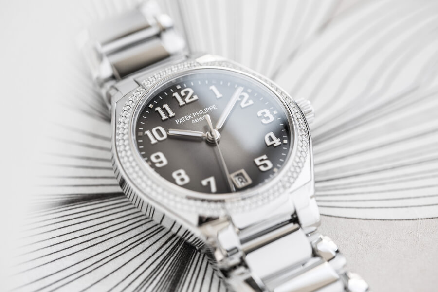 Patek Philippe Watch Diamond