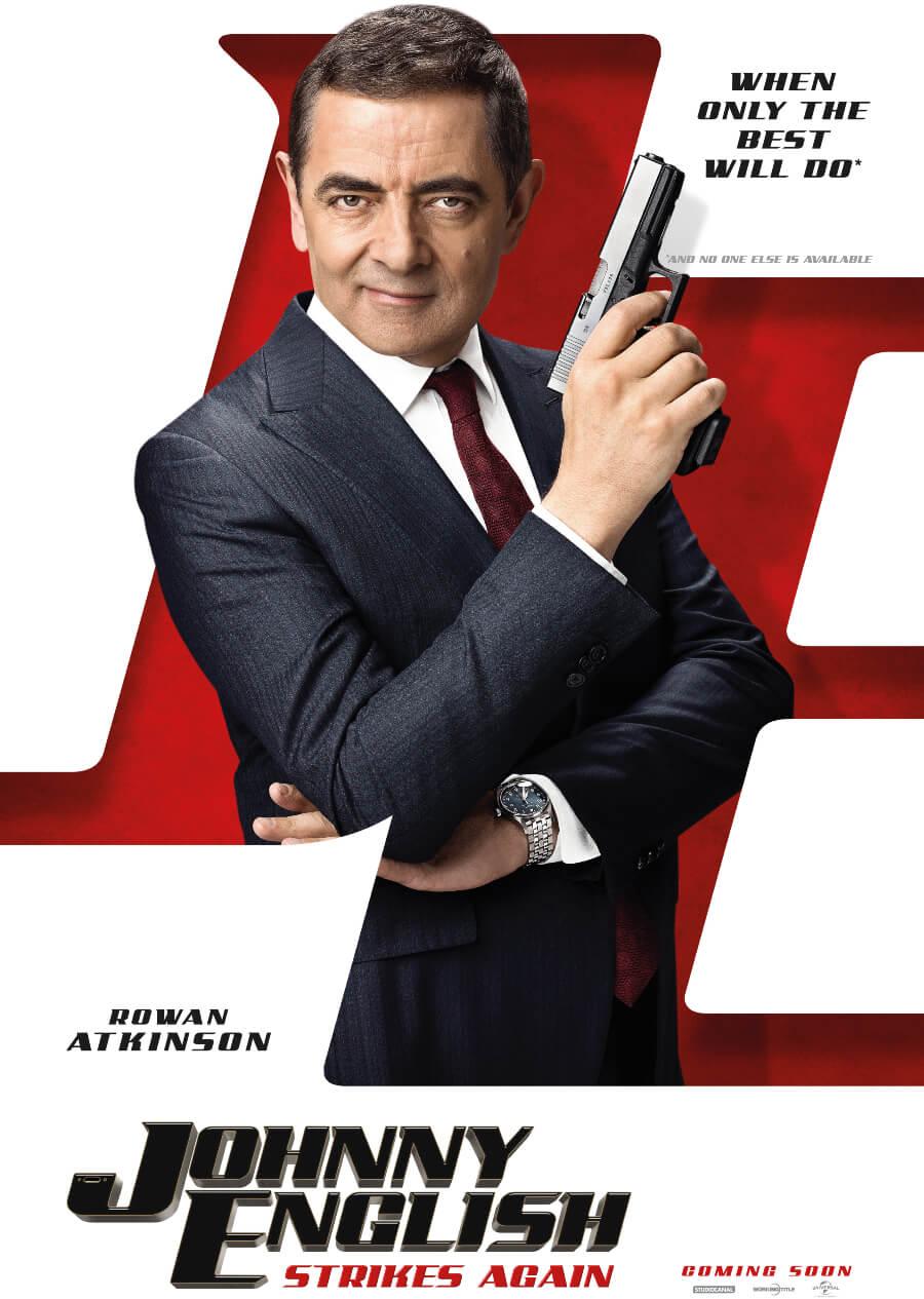 "Rowan Atkinson Wearing IWC Pilot's Watch Mark XVIII Edition ""Le Petit Prince"""