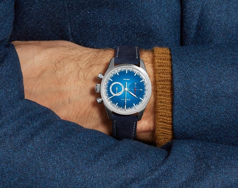 Zenith El Primero Chronograph Review