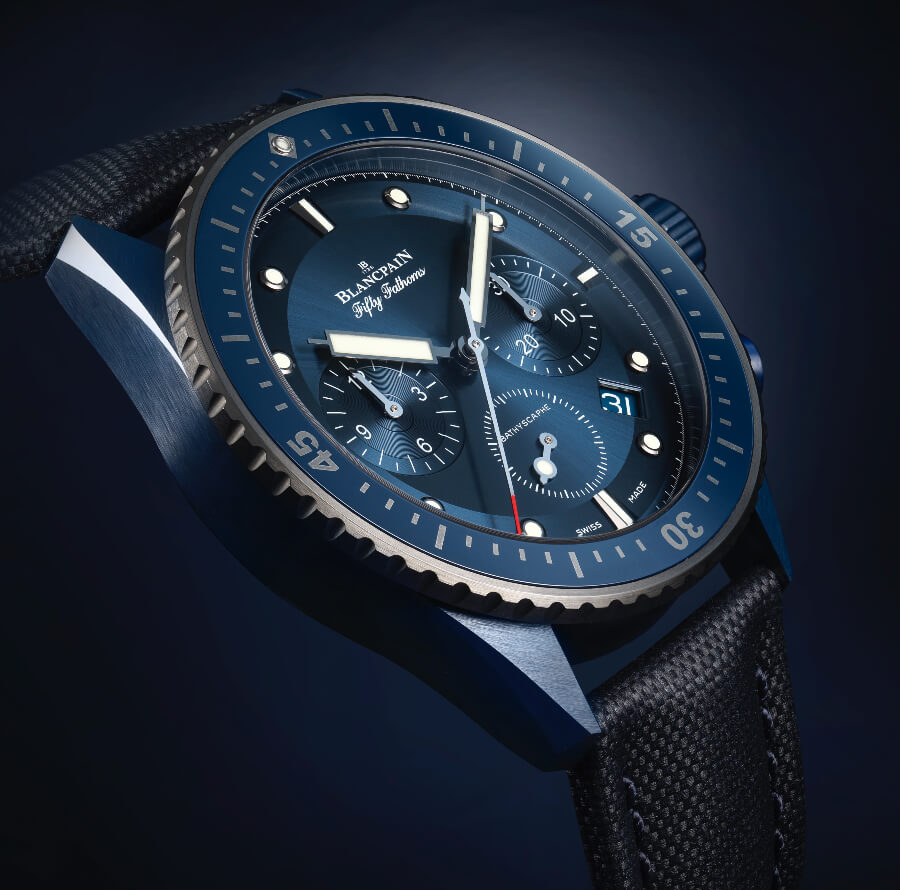 Blancpain Chronograph FlyBack
