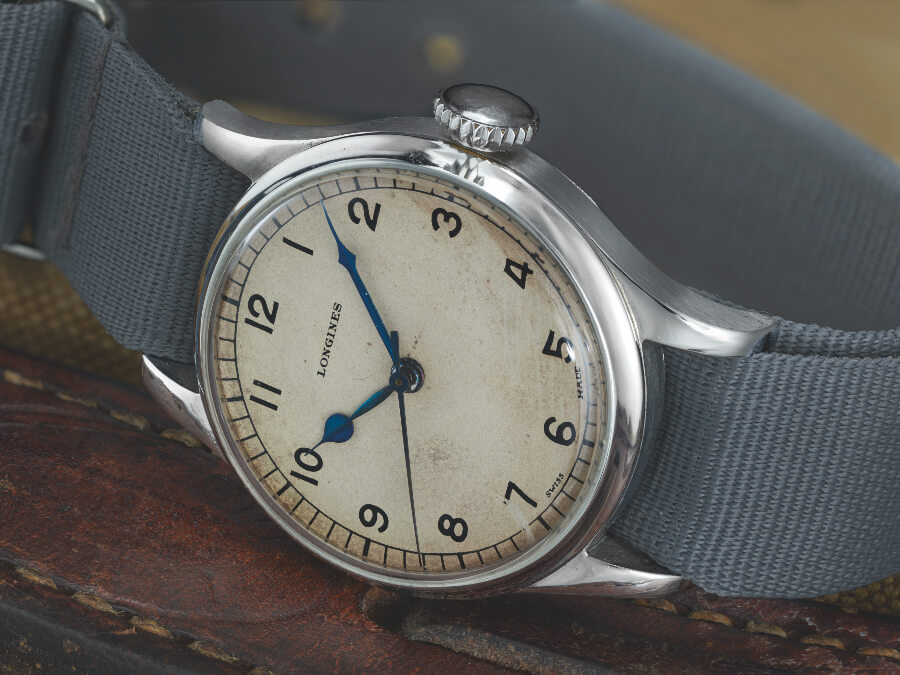 The Original Longines designed for the British Royal Air Force