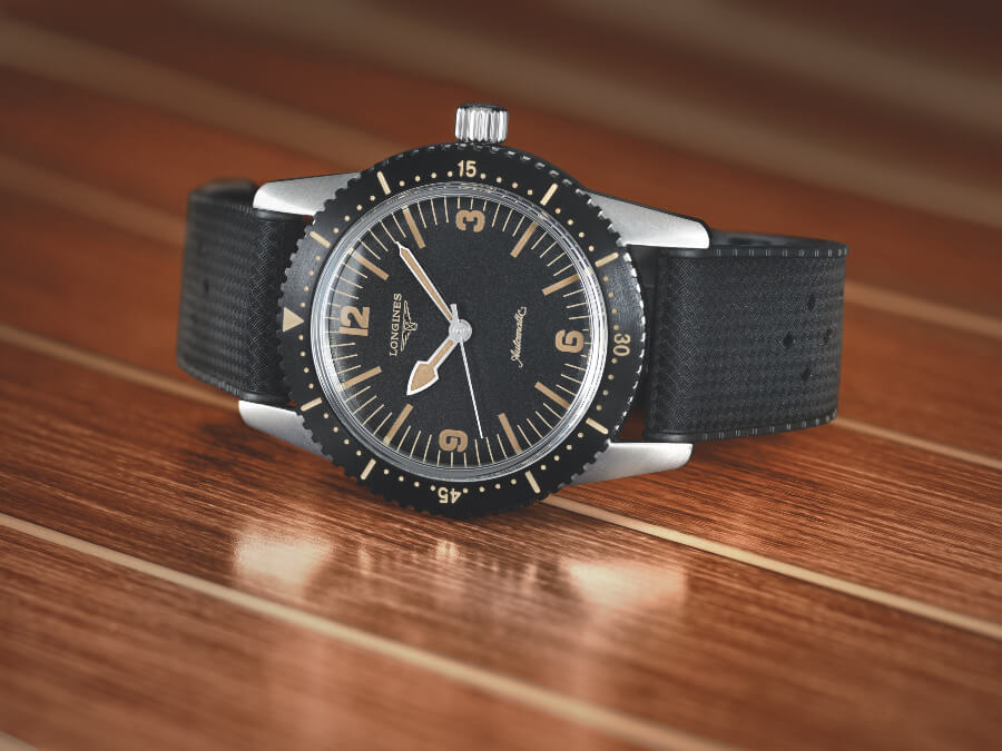 Longines Skin Diver Watch Review