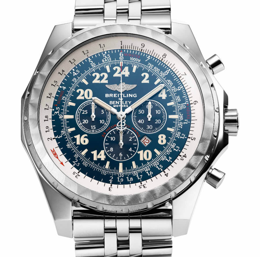 Breitling For Bentley Le Mans Limited Series 2003