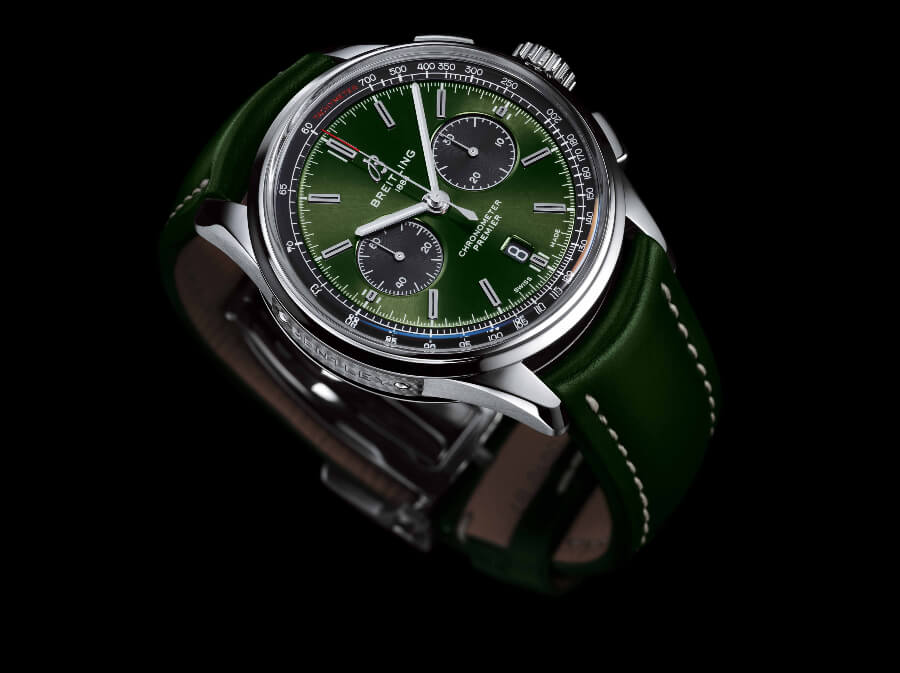 Breitling Chronograph In House Movement