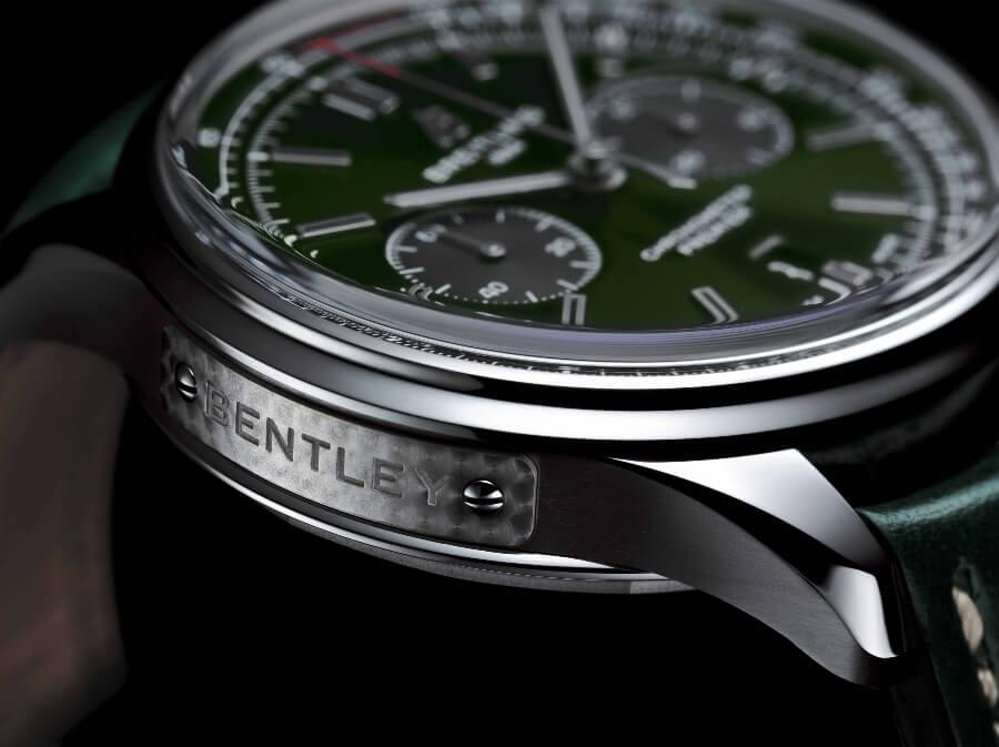 Breitling Premier B01 Chronograph 42 Bentley British Racing Green Dial
