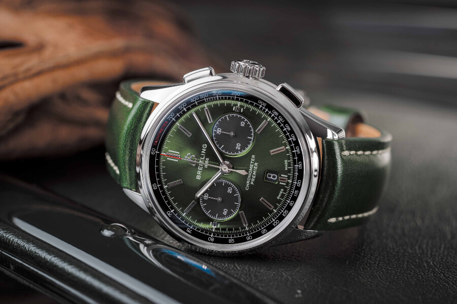 Breitling Premier B01 Chronograph 42 Bentley Price