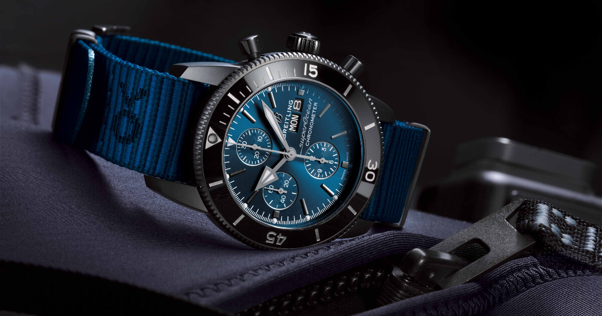 Breitling Superocean Héritage II Chronograph 44 Outerknown