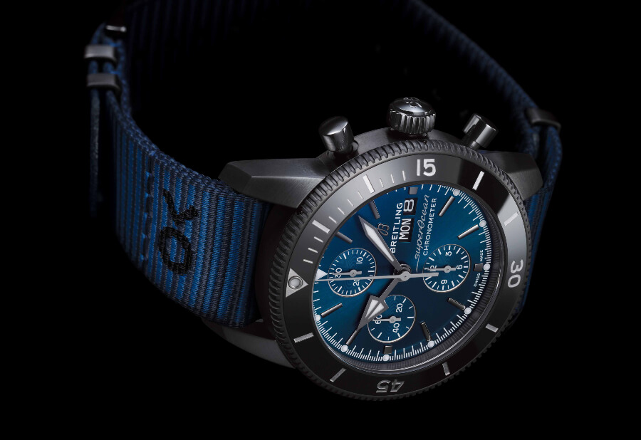 The New Breitling Superocean Héritage II Chronograph 44 Outerknown