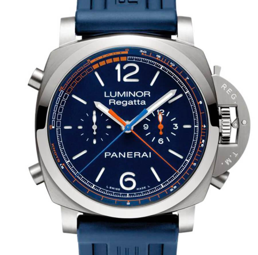 Panerai Luminor Regatta Transat Classique Watch Review