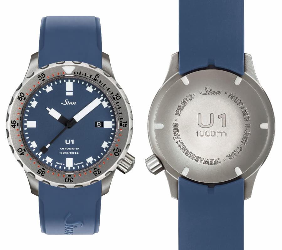 Sinn U1 B Dive Watch