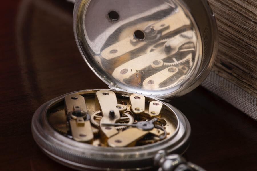 Vintage Pocket Watch Longines