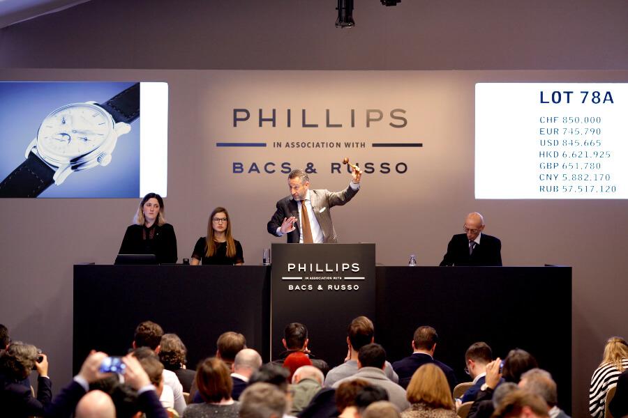 Patek Philippe Ref. 3974 In Platinum Pictures Price