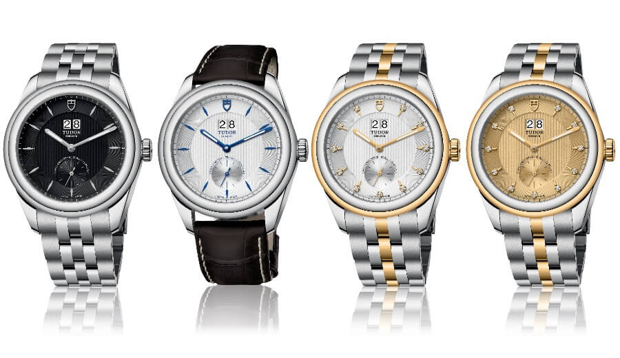 The New Tudor Glamour Double Date