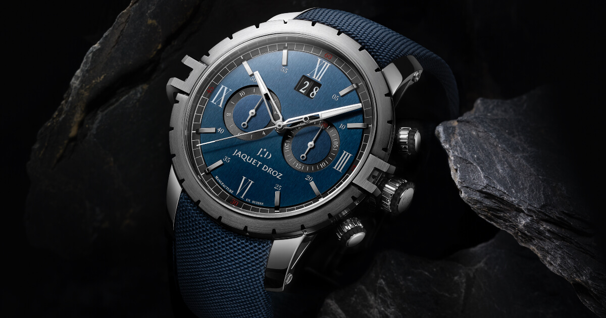 Jaquet Droz SW Chrono (Pictures and Specifications)