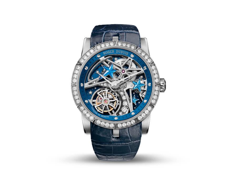 Roger Dubuis Excalibur 36 Shooting Star Timepiece