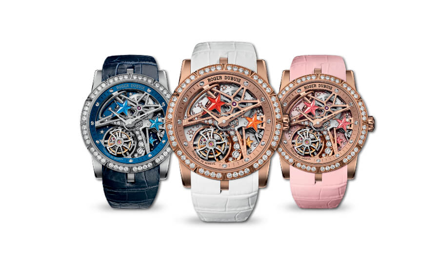 Roger Dubuis Ladier Watch