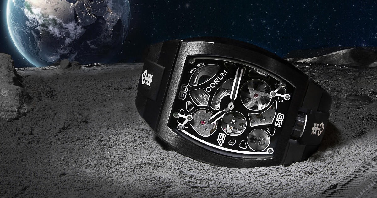 Corum Heritage Lab 01 (Pictures and Specifications)