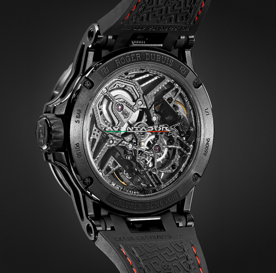 Roger Dubuis Movement