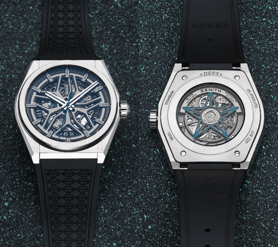 Zenith Defy Classic Range Rover Special Edition (Pictures