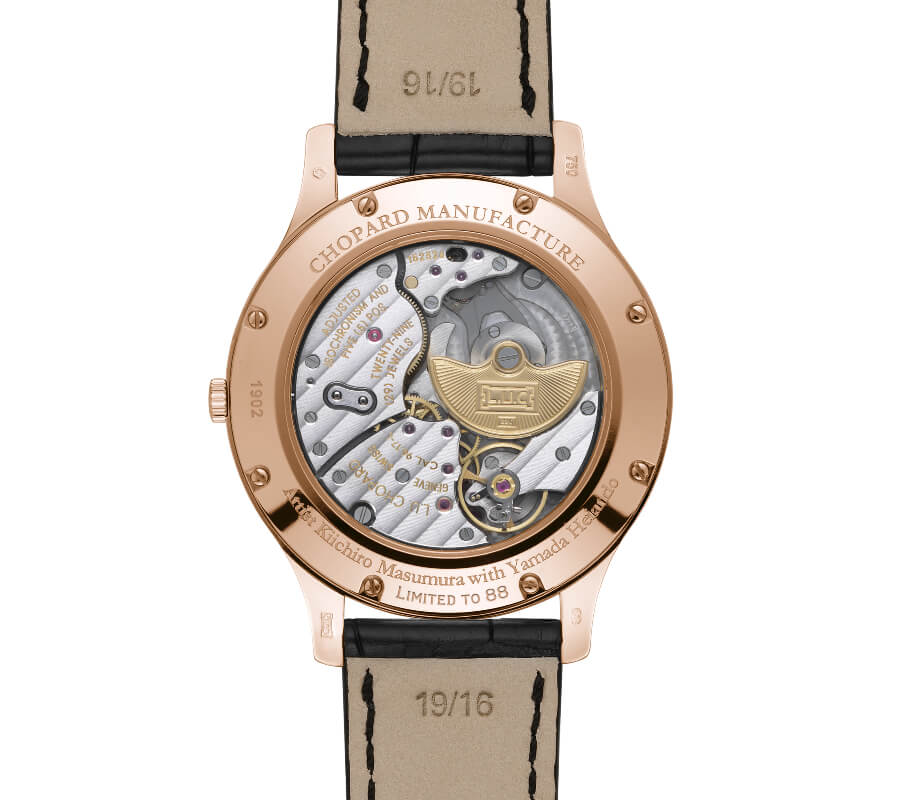 Chopard L.U.C XP Movement