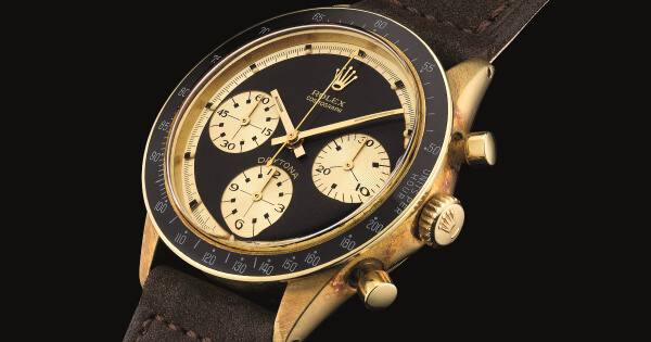 "A Rolex Ref. 6241 ""John Player Special"" sold for US$779,580"