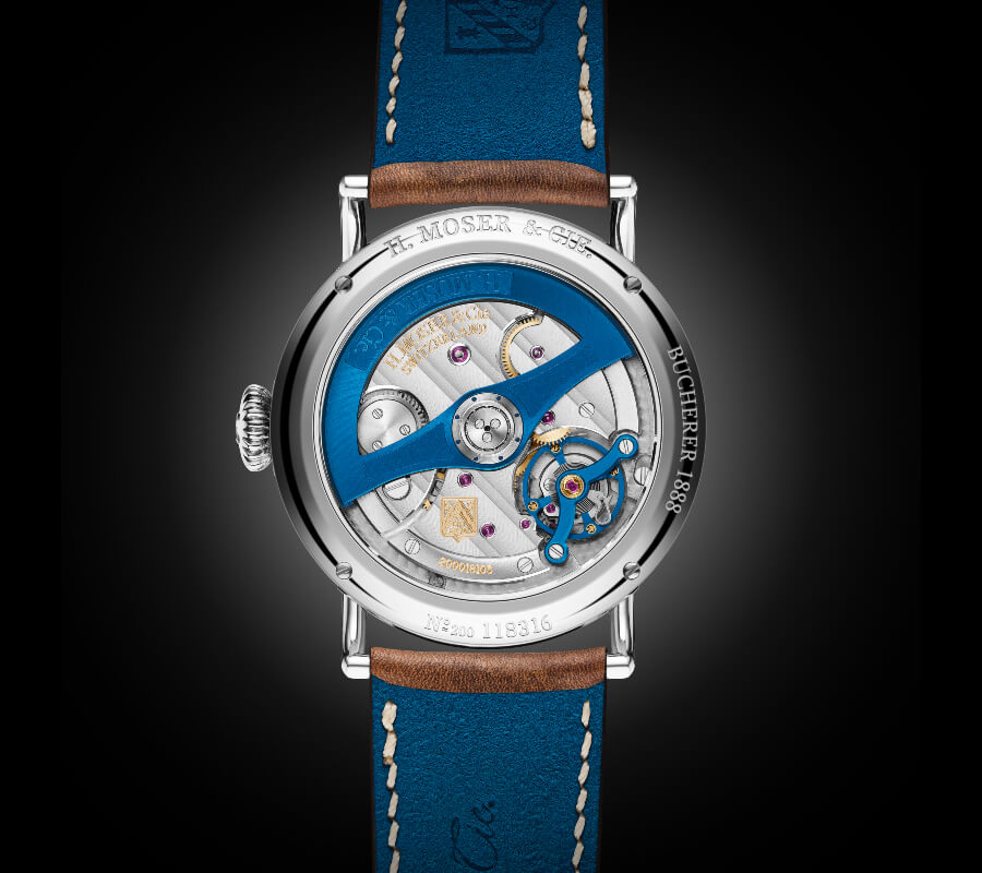 H. Moser & Cie. Heritage Movement
