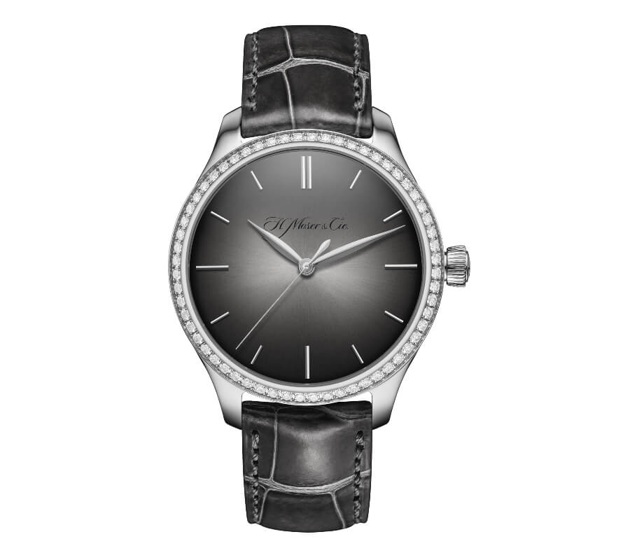 H. Moser & Cie. Endeavour Diamonds Women Watch
