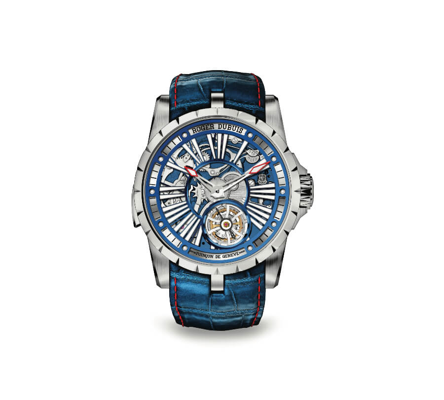 Roger Dubuis Excalibur Millésime Timepiece