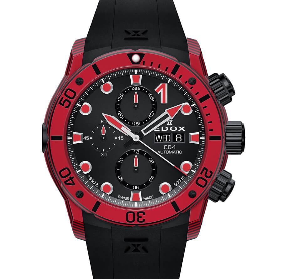 Edox  Automatic Watch