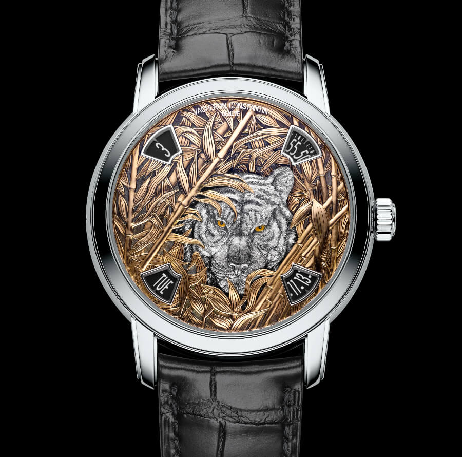 Vacheron Constantin Les Cabinotiers Mysterious Animals Tiger