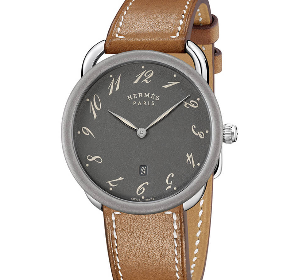 The New Hermes Arceau 78