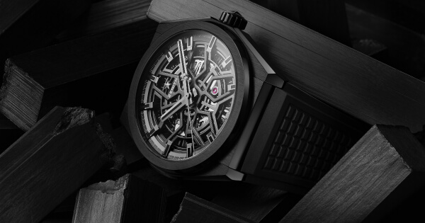 Zenith Defy Classic Black Ceramic (Pictures and Price)