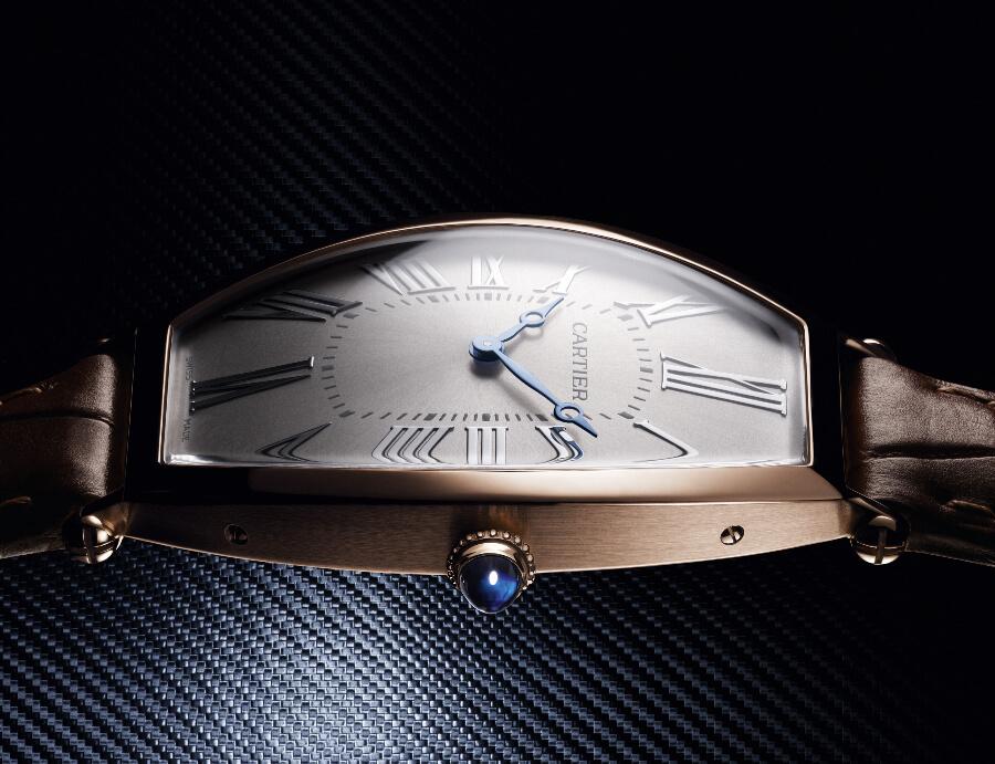 Cartier Prive Tonneau Large Model