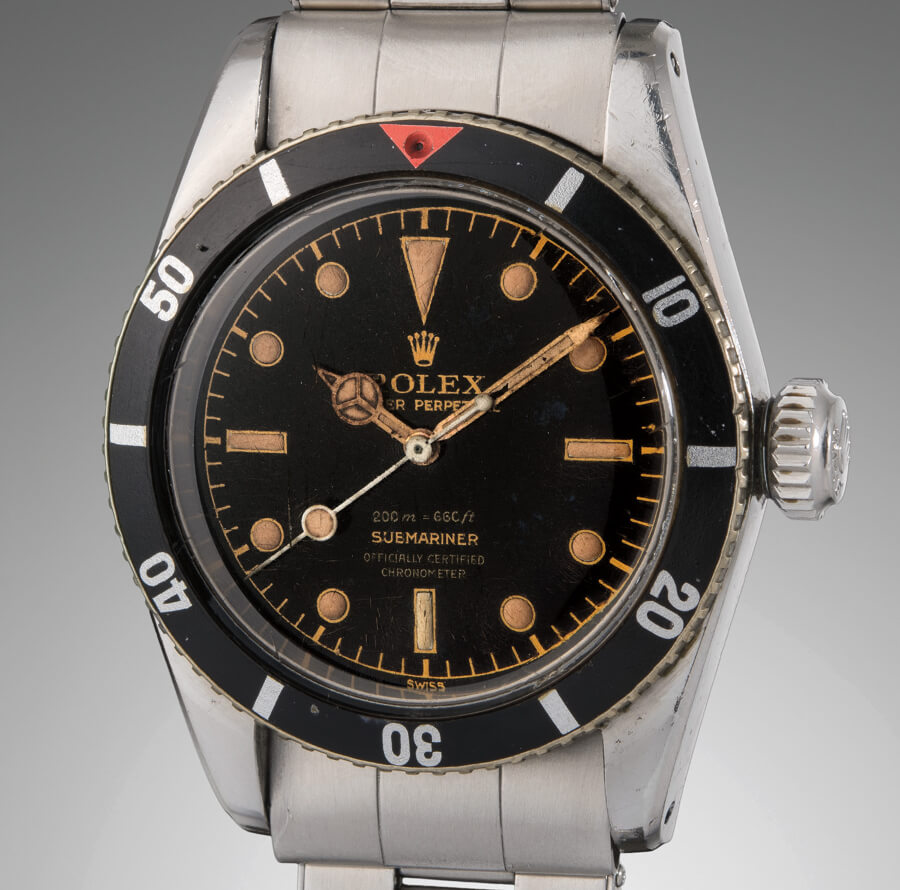 Rolex Reference 6538