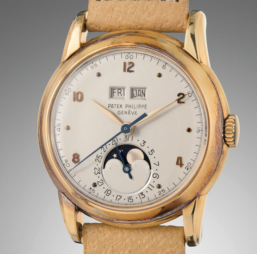 Patek Philippe Reference 2497, 1951