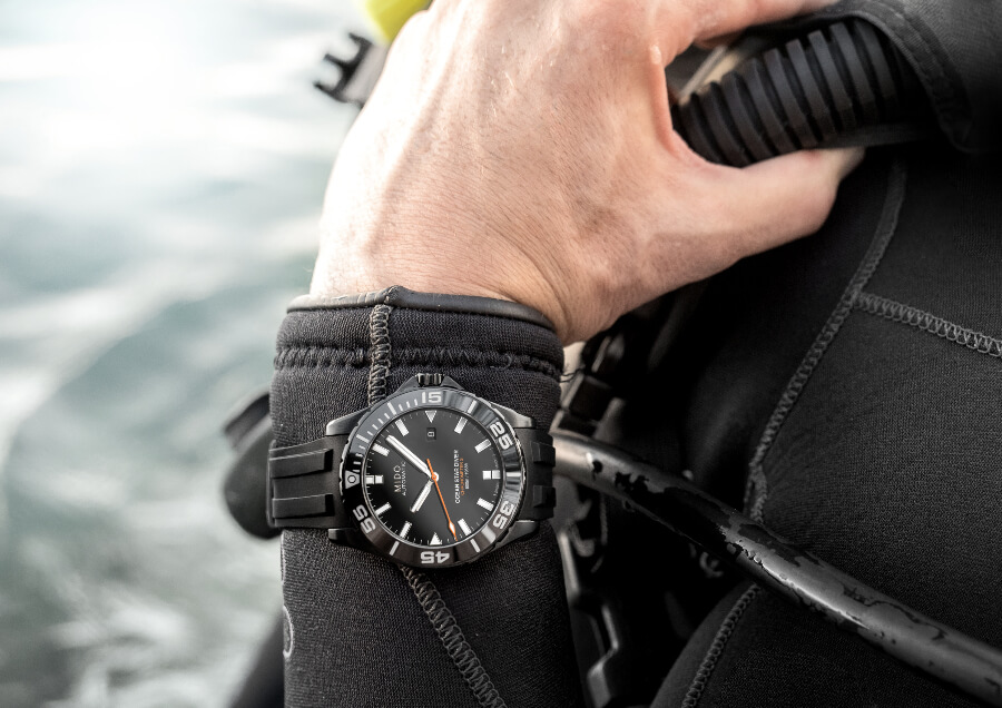 Mido Diver Watch