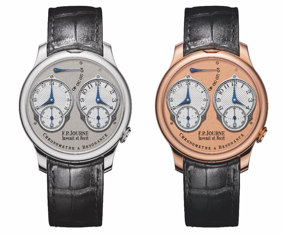 F.P. Journe Chronometre A Resonance Review