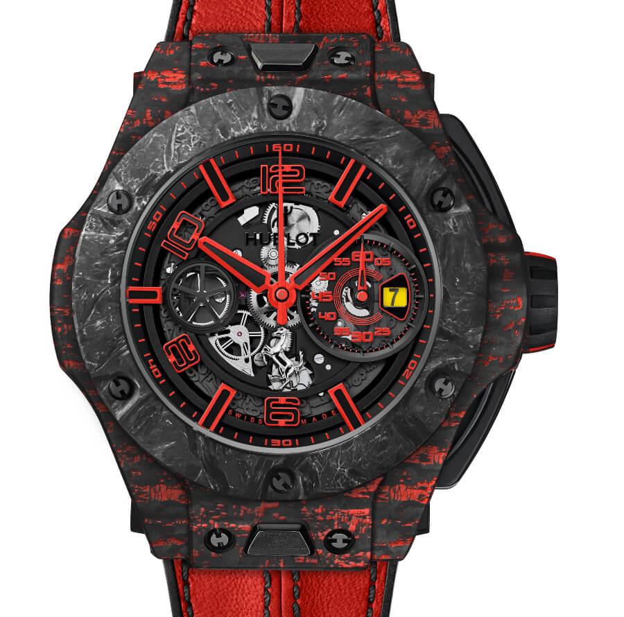Hublot Big Bang Ferrari Scuderia Corsa