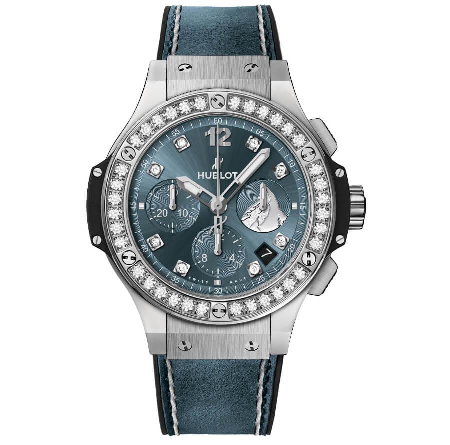 Hublot Big Bang Zermatt Diamonds