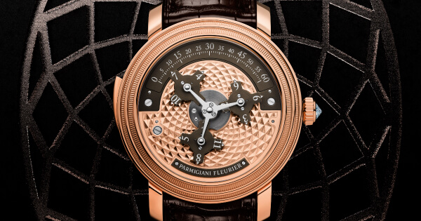 Pre SIHH 2019: Parmigiani Toric Capitole Rose Gold Brown
