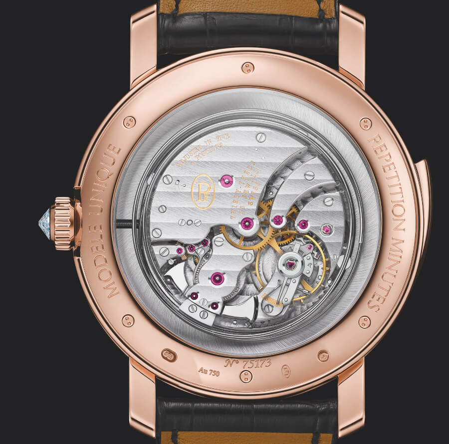 Parmigiani Toric Capitole Rose Gold Brown Minute Repeater