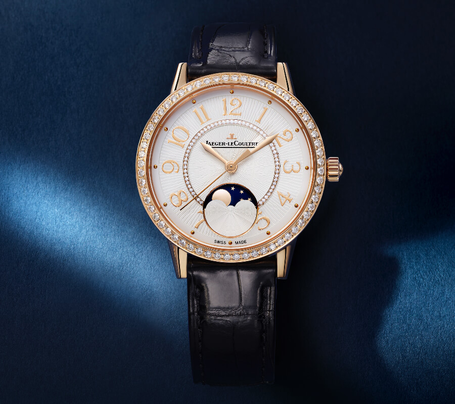 Jaeger LeCoultre Moon Phase Watch