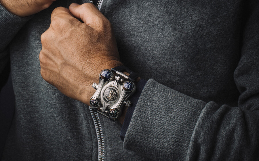 MB&F Horological Machine N°6 Final Edition Watch Review