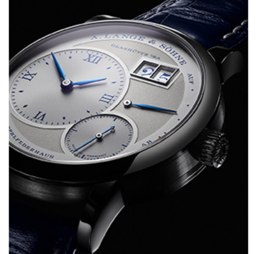 "The New A. Lange & Söhne Lange 1 ""25th Anniversary"""