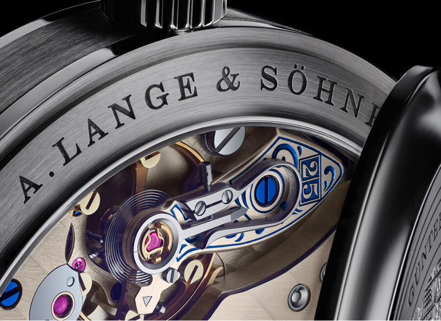 A. Lange & Söhne In House Movement
