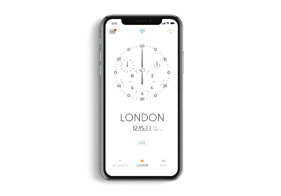 Ressence E-Crown App