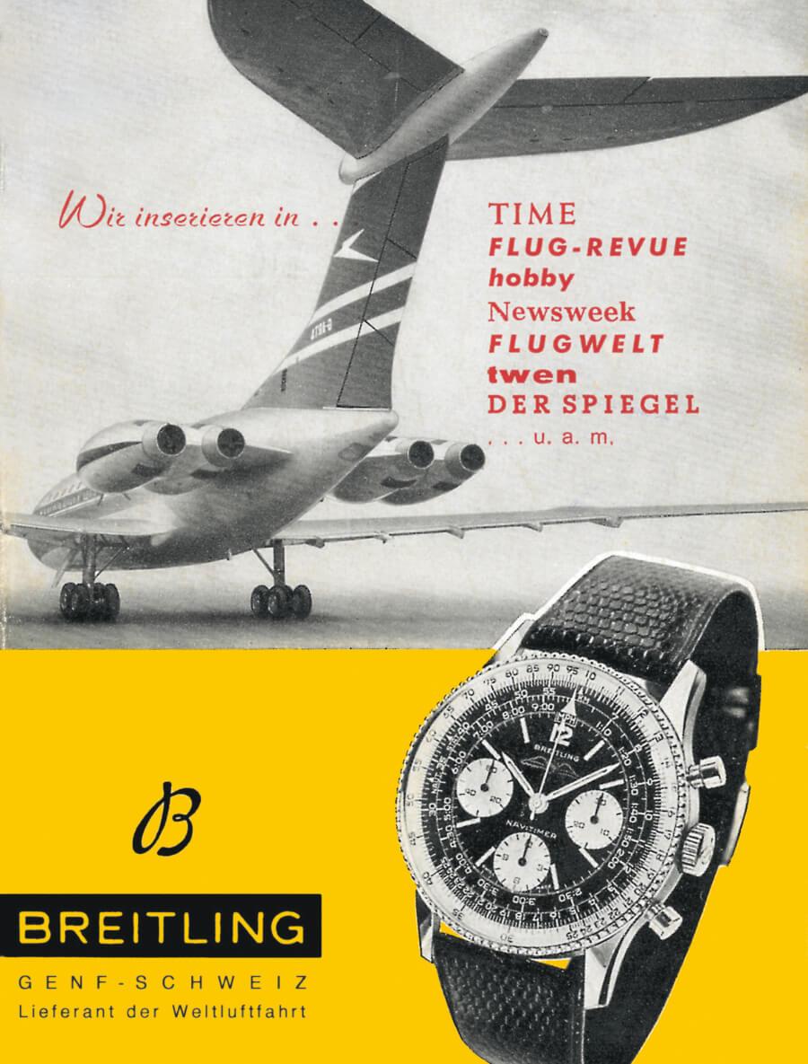 Breitling Navitimer 248