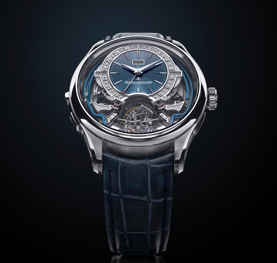 Jaeger-LeCoultre Master Grande Tradition Gyrotourbillon Westminster Perpétuel