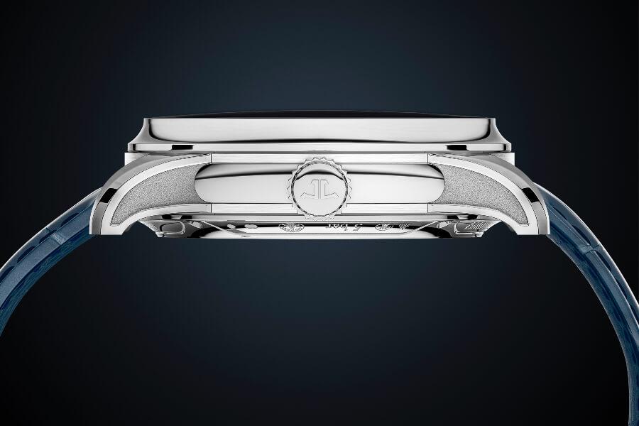 Jaeger-LeCoultre Master Grande Tradition Gyrotourbillon Westminster Perpétuel Case