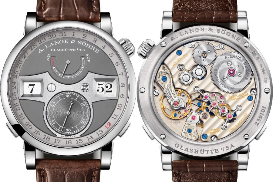 A. Lange & Sohne In House Movement